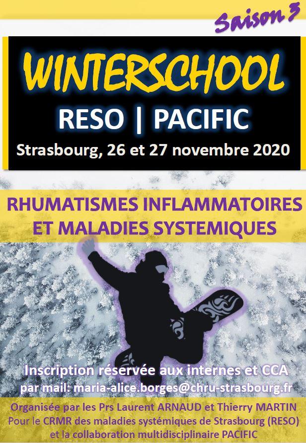 winterschool 2020 RESO Strasbourg